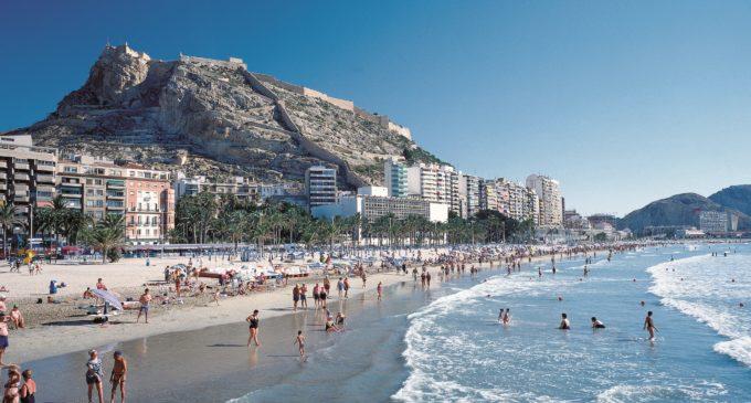 L'increment de turistes internacionals deixa una despesa total fins a agost de 5.218 milions d'euros, un 10,9% més que en 2015