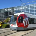Metrovalencia ofrece servicios especiales de tranvía a Feria Valencia para acudir a Retro Auto&Moto y al Festival de las Américas