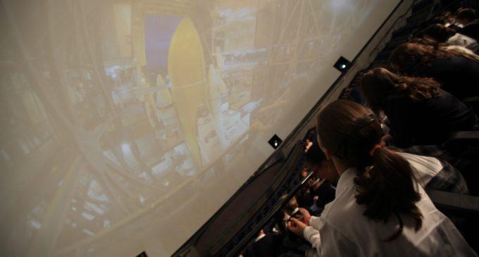 L' Hemisfèric estrena un nou curs de 'L'Univers en la teua aula'