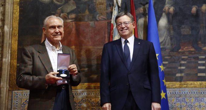 La Generalitat reconeix la labor del Casal de la Pau
