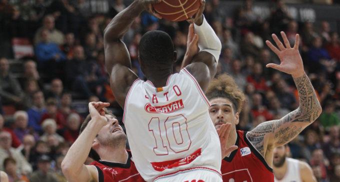 València Basket cerca trencar les estadístiques davant el Tecnyconta Zaragoza