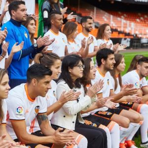 foto oficial Valencia