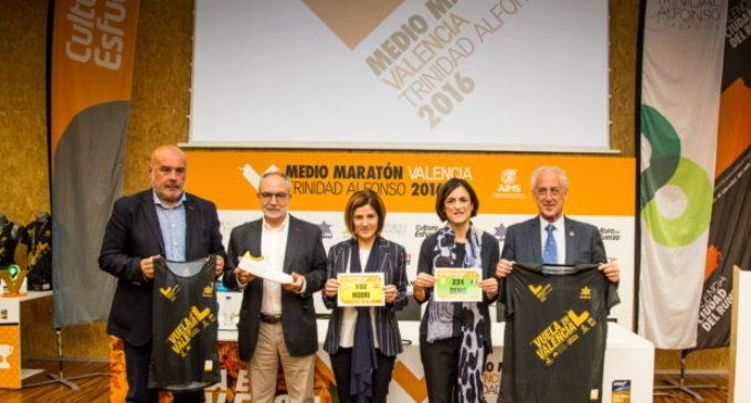 El Medio Maratón València vesteix d'or la Ciutat del Running