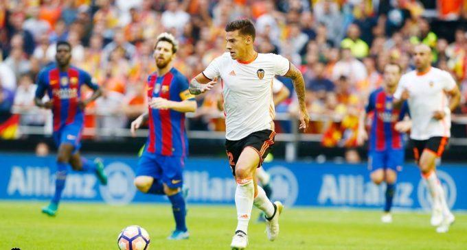 El Comité d'Àrbitres valida el primer gol de Messi a Mestalla