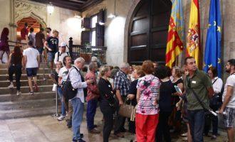 Els palaus i museus de la Comunitat oberts per la programació especial per al 9 d'Octubre s'omplen en el primer dia d'activitats