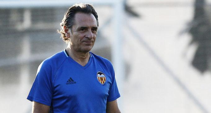 Prandelli es familiaritza amb el Valencia