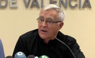 Joan Ribó presideix la Junta Local de Seguretat amb motiu de les festes nadalenques