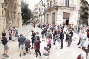 Rodaje en Valencia