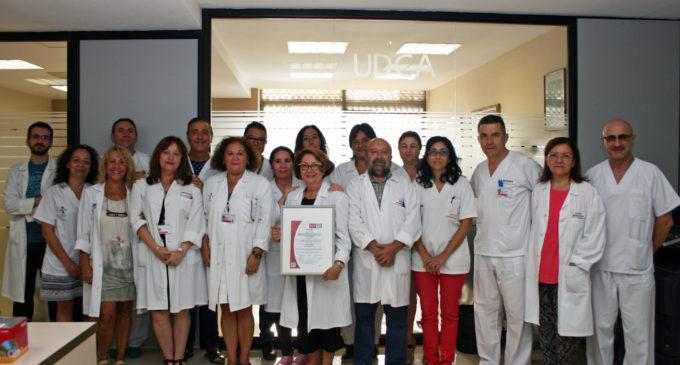 La Unitat d'Admissió del Peset renova la seua acreditació de qualitat ISO 9001:2008