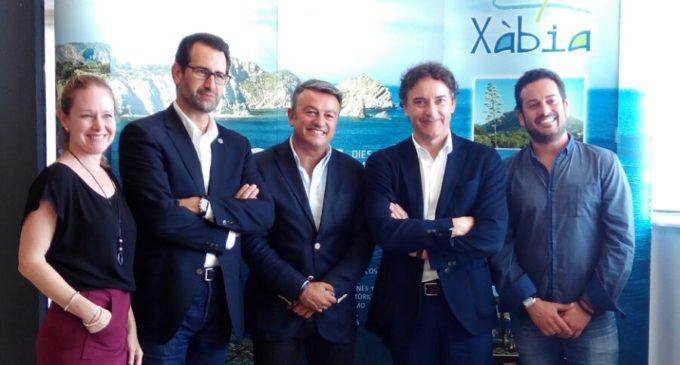El secretari autonòmic de Turisme clausura a Xàbia la jornada 'Paisatge, ètica i planificació turística a la Comunitat Valenciana'