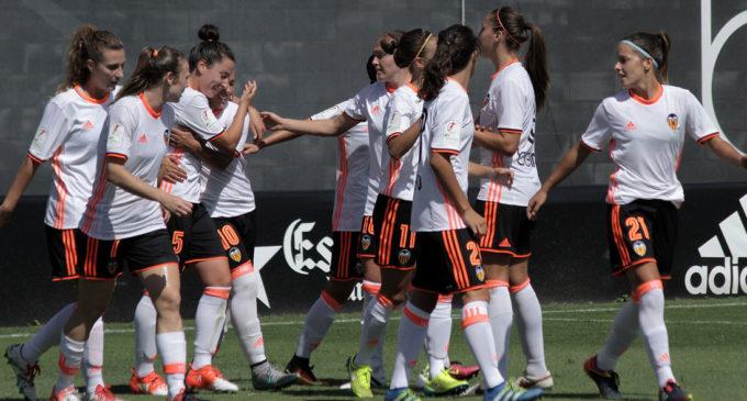 Ivana Andrés i Mari Paz Vilas del Valencia CF Femení: Convocades per a la Selecció Espanyola Absoluta