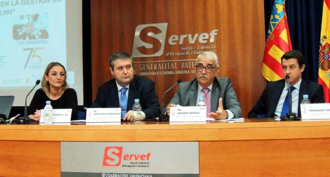 Aguiló: 'La digitalització de les empreses valencianes serà fonamental per al canvi de model econòmic i productiu a la Comunitat'