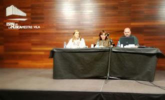 Carmen Amoraga garanteix unir esforços i estratègies amb els arxivers i bibliotecaris de les comarques de Castelló