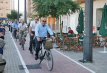 Mobilitat sostenible connectarà per carril bici Benimaclet i el centre abans de Nadal