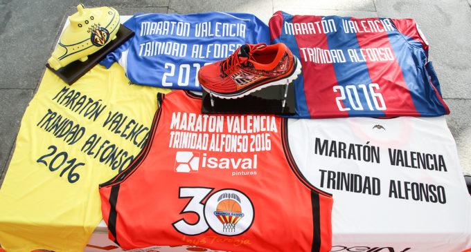 Los clubes valencianos estrechan lazos con el Maratón Valencia Trinidad Alfonso