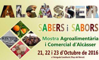 La XII edició de la Mostra Agroalimentària i Comercial d'Alcàsser obri les portes amb molt sabor
