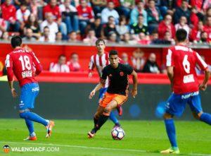 Real Sporting de Gijón vs Valencia CF