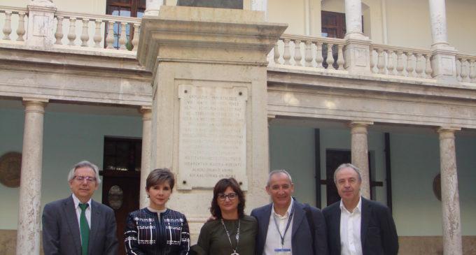 Carmen Amoraga reivindica la labor d'historiadors i periodistes en l'era de les xarxes socials