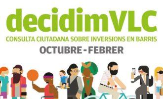 Els veïns tindran veu sobre el pressupost de la ciutat de València