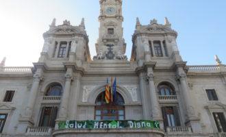 L'Ajuntament de València, per una salut mental digna