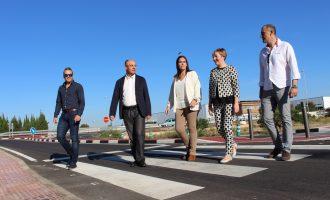 Salvador: 'El Consell prioritza les obres de seguretat viaria que milloren dia a dia la qualitat de vida i la mobilitat de les persones'