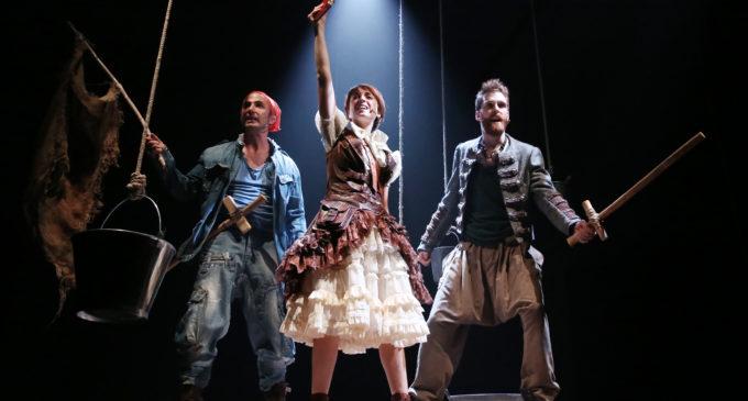 El Teatre Escalante estrena 'Les aventures de T. Sawyer' amb èmfasi en la igualtat de gènere