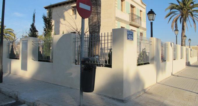 L'Ajuntament licita les obres per a habilitar el xalet del doctor Bartual per al seu ús pel veïnat de La Punta