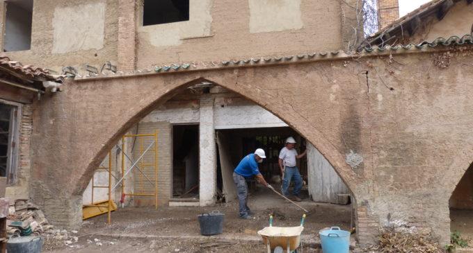 Els treballs arqueològics i de consolidació de La Ceramo acabaran el pròxim mes