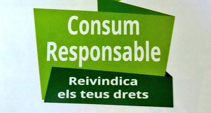 #Consumresponsablevlc reivindica els teus drets a l'hora de comprar