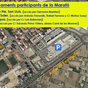1114 Aparcamientos- Marató València Trinidad Alfonso