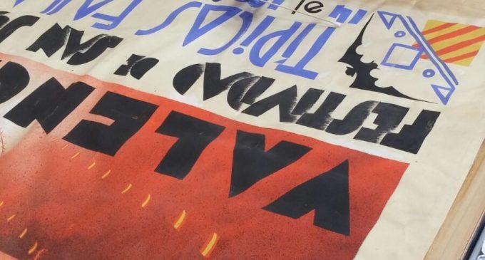L'Ajuntament inicia la restauració de la col·lecció de cartells oficials del Museu Faller