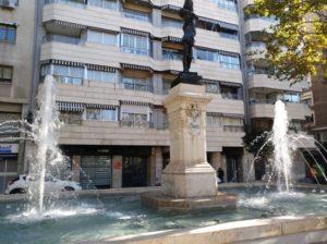 Monument a Cervantes