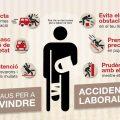 Las claves del Ayuntamiento para prevenir los accidentes laborales