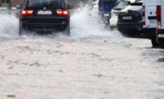 La bona coordinació entre els servicis municipals ha permés superar sense incidències l'episodi de pluges intenses
