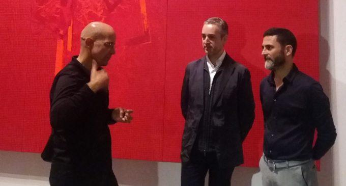 El Consorci de Museus porta a València l'obra de Javier Garcerá després de quasi 20 anys