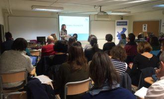 Política Lingüística inaugura la jornada 'eTwinning 2016' a Castelló