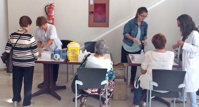 El centro sanitario integrado de El Campello se implica en la detección de factores de riesgo cardiovascular en la población