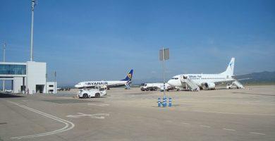 La Generalitat sanejarà l'Aeroport de Castelló
