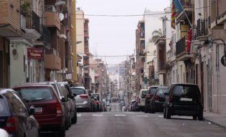Detingut un home després de robar-li la bossa amb violència a una anciana de 90 anys a Burjassot