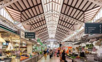 El Mercat Central de València podria albergar una aula de cuina