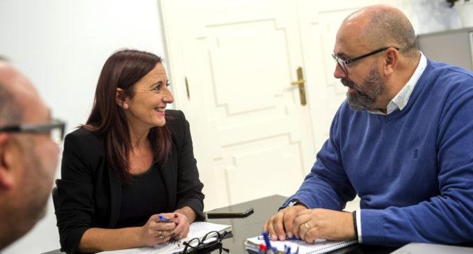 Divalterra i la Secretaria Autonòmica d'Ocupació col·laboraran per a crear llocs de treball