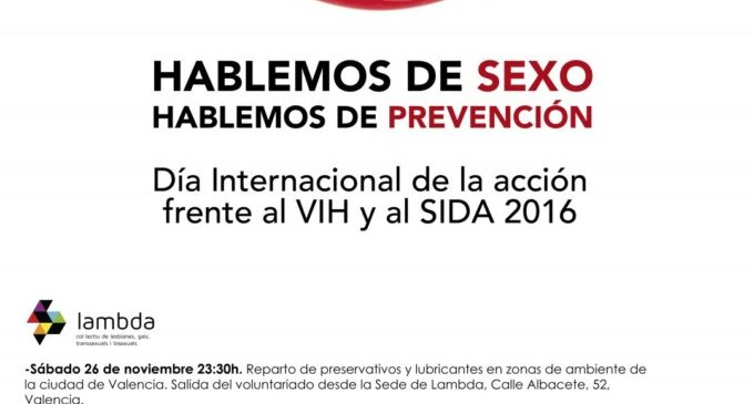 Un pacte d'Estat enfront del VIH en el Dia Mundial de la Sida