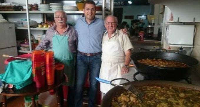La Casa Castellana Manxega d'Alfafar ha celebrat la seua setmana cultural