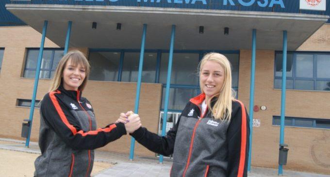 Rakovic i Lukovic s'incorporen a l'equip de Lliga Femenina 2