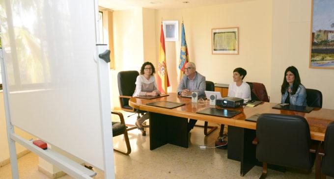 Paiporta entra en la xarxa COMDES de comunicacions entre els cossos d'emergències de la Comunitat Valenciana