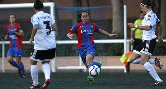 Levante UD Femenino - Valencia CF Femenino, el derbi esperado