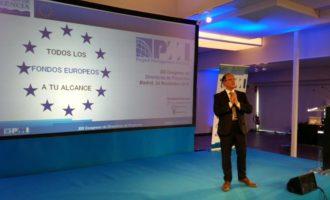 Bartolomé Nofuentes presenta les línies de finançament de la UE en un fòrum amb altres directors de projectes