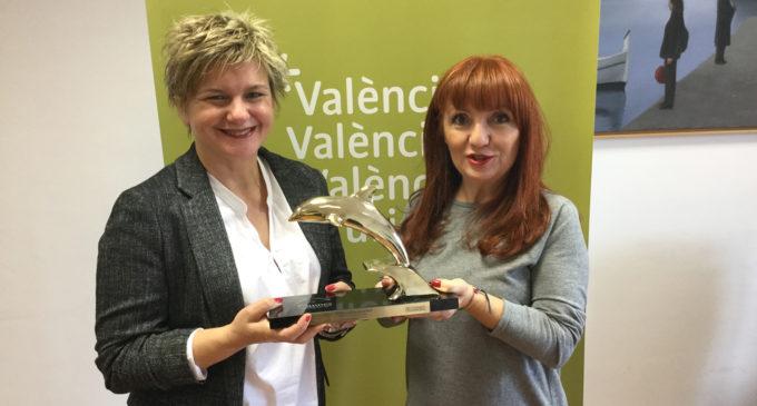 Eva Vizcarra destaca el suport de València Turisme en la projecció internacional de Guastavino