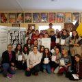 """Isabel García inaugura l'exposició educativa """"Veig, Veig"""" de l'ONGD Assemblea de Cooperació per la Pau amb el suport de la Diputació"""