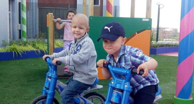 Valle Sallés: ' El 'Jardín del mi hospi' és un pulmó perquè els xiquets malalts de càncer respiren aire fresc i recuperen l'alegria'